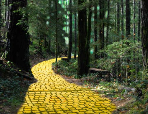 La via verso se stessi (Follow the Yellow Brick Road)